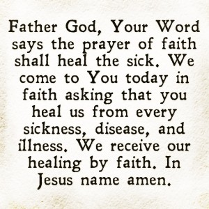 God Healing Prayer Quotes Pictures