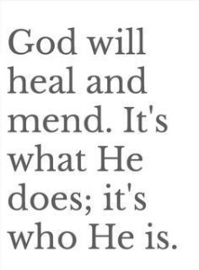 God Healing Quotes Images