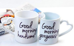 Good Morning Card for Couples Images HD