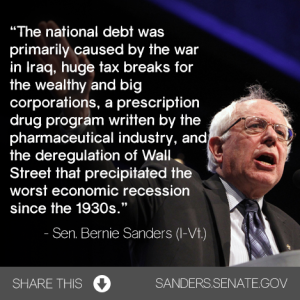 Great Bernie Sanders Quotes on Nation Pictures