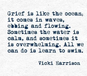 Grief quotes about losing a loved one images