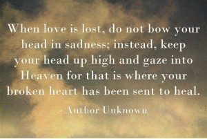 how to heal a broken heart and move on quotes