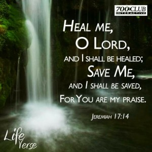 Healing Quotations from Bible IMages