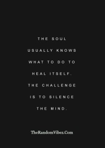 Healing Soul Quotes Images