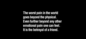 Hurtful Betrayal Quotes Images