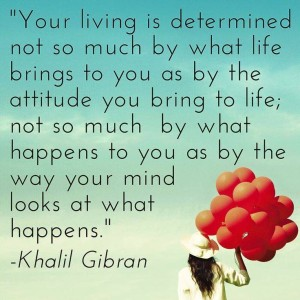 Inspirational Khalil Gibran Quote Images