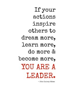 Inspirational Leadership Quotes Pictures