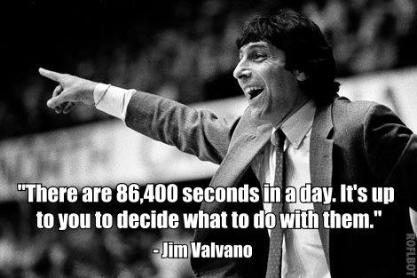 Jim Valvano Basketball Quotes Images