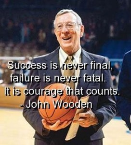John Wooden Basketball Quotes images