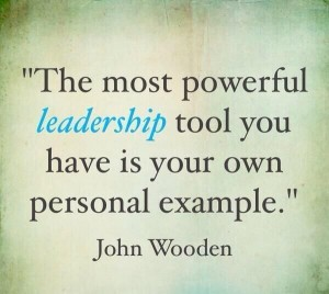 John Wooden Leadership Quotes Images
