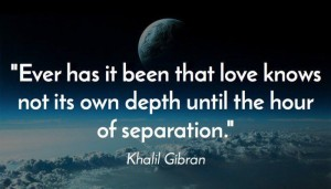 Khalil Gibran Quotes in Arabic image
