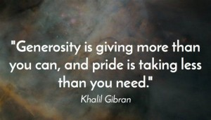 Khalil Gibran Quotes on Pride pics