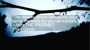 Khalil Gibran The Prophet Quotes Images