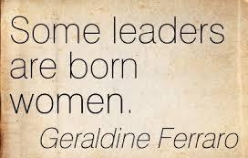 Leadership Quotations by Women Images