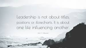 Leadership Quote by John Maxwell Images