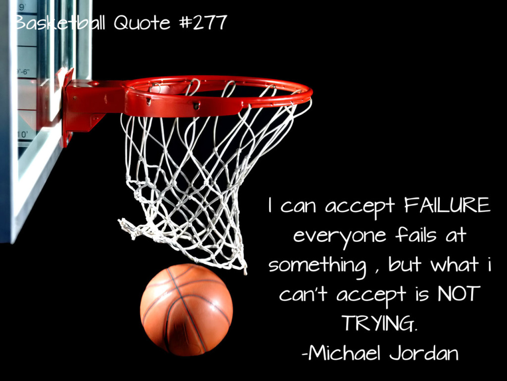 Quotes For Basketball Inspirational Basketball Quotes