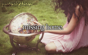Missing Home Picture Quotes