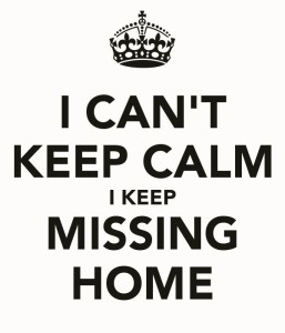 Missing Home So Much QUote