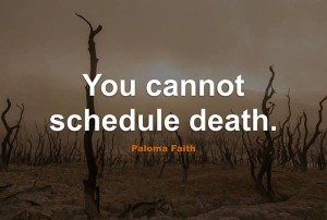Quotes about Death and Time IMages