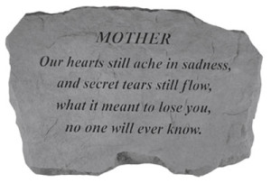 Quotes about Death of a Mother Images