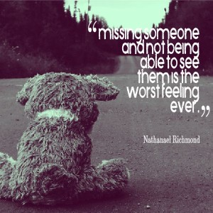 Quotes about Missing a Lost Loved One Images