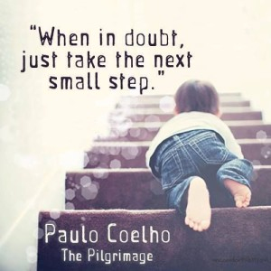 Quotes on taking a leap of faith images