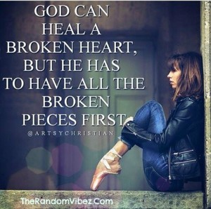 Quotes to Heal a Broken heart images
