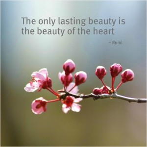 Rumi Quotes on Beauty Images