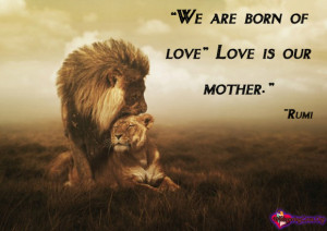 Rumi Quotes on Mothers pics
