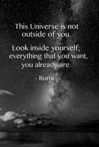 Rumi Quotes on Universe Images High Definition