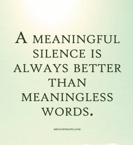 Rumi Silence quotes images