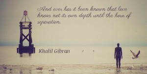 Sad Khalil Gibran Quotes Love Images