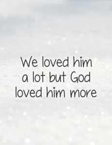 Sad quotes about losing a loved ones images hd