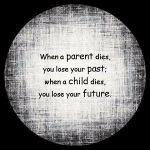 Quotes About Losing A Child Prepossessing Quotes On Losing A Loved One