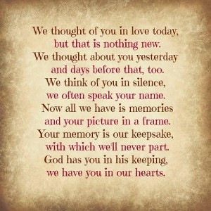 Marvelous ... Touching Quote About Losing A Loved One Images