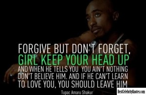Tupac Women Quotes Images