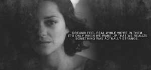 a leap of faith quote inception imag