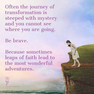famous leap of faith quotes images