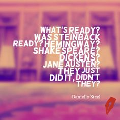 leap of faith danielle steel quote images
