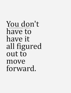 leap of faith quotes move forward images