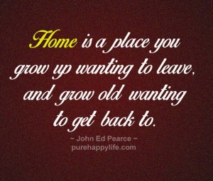 missing home after marriage quotes images