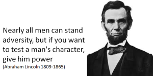 Abraham Lincoln Quotes on Leadership Images