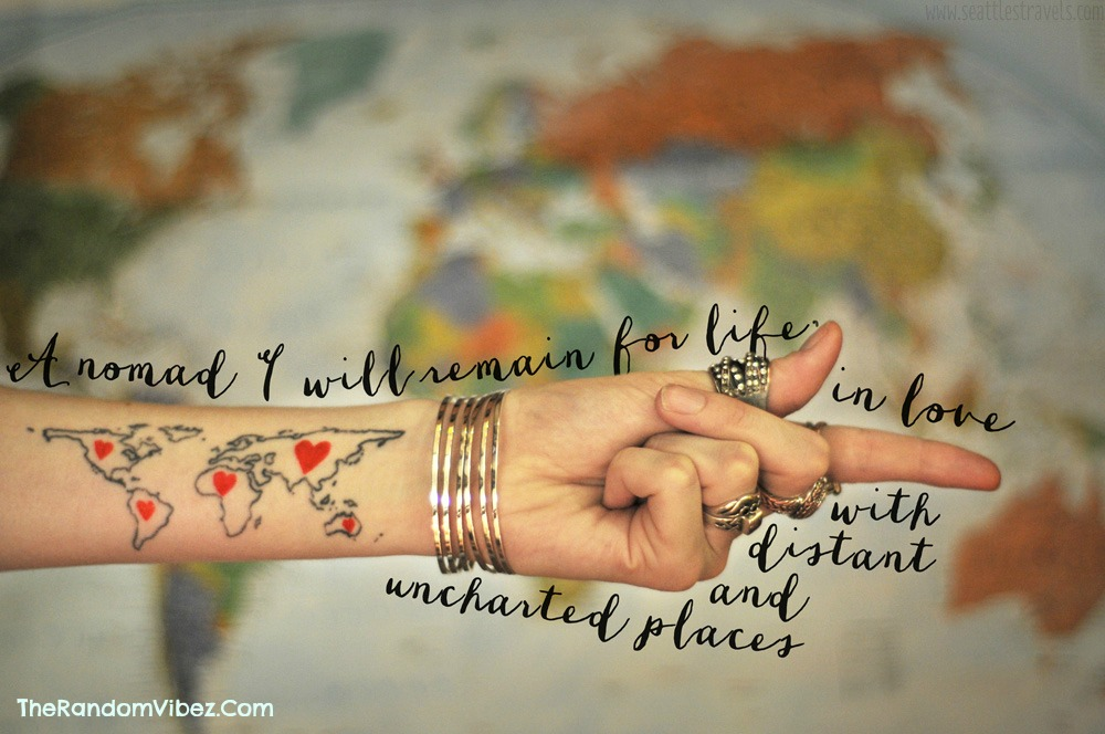 Awesom Travel Picture Quotes