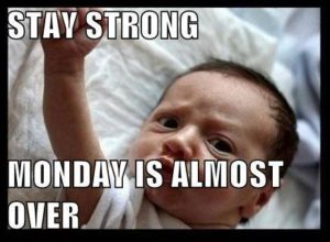Baby Memes for Mondays