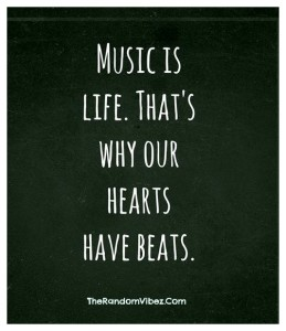 Beautiful Music Quotes Images