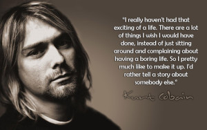 Best Kurt Cobain Quotes Images HD