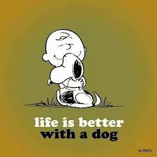 Charlie Brown Quotes about Dogs