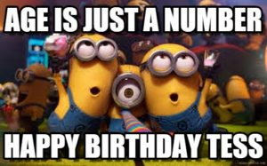 Cool Happy Birthday Meme Minions Image