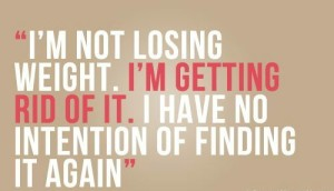 Encouraging Weight Loss Quotes for Women Images