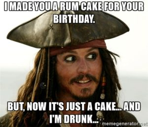 Funny Birthday Wish Meme